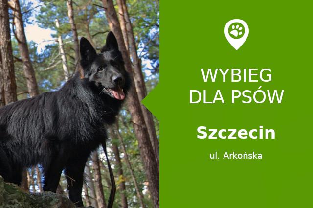 Wybieg dla psów Szczecin
